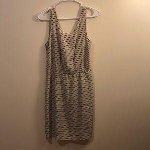 Marc by Marc Jacobs Izzy dot silk dress